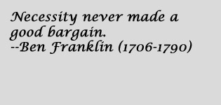 franklin quotes